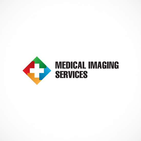Лого Дизайн на Medical Imaging Services - вариант 3