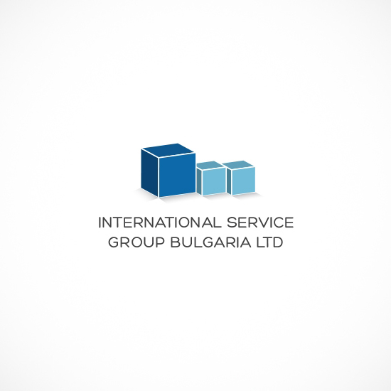 Лого Дизайн за International Service Group Bulgaria - вариант 1