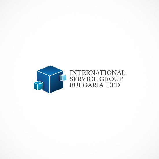 Лого Дизайн за International Service Group Bulgaria - вариант 2