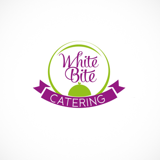 Лого Дизайн за WhiteBite Catering - вариант 2