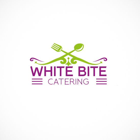 Лого Дизайн за WhiteBite Catering - вариант 3