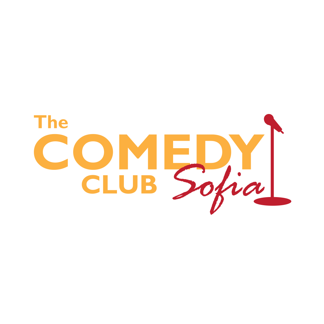 Лого Дизайн за Comedy Club Sofia