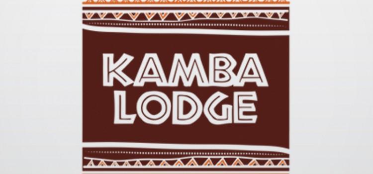 Kamba Lodge Logo Design