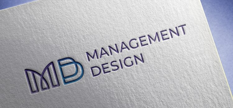 Лого Management Design
