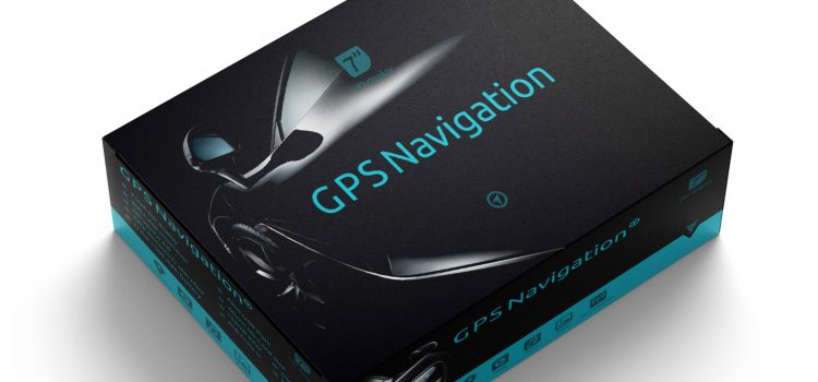 Луксозна кутия за GPS навигация