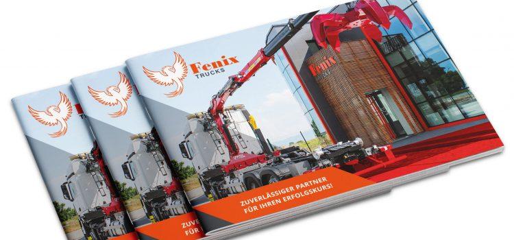 Имиджов каталог Fenix Trucks